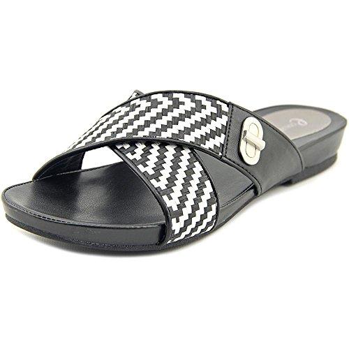 easy-spirit-jinette-women-us-9-black-slides-sandal