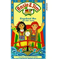 Rosie And Jim: Gingerbread Man And Other Stories