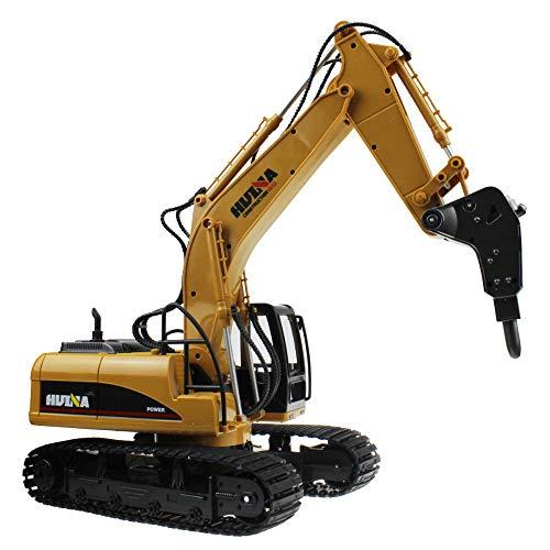 YXWJ RC Drilling Truck Excavadora aleación Martillo