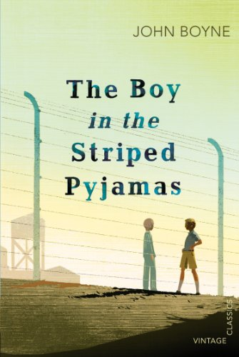 The boy with the striped pyjamas (Vintage Children's Classics) por John Boyne