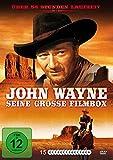 DVD Cover 'John Wayne - Seine große Filmbox [15 DVDs]