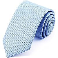 YUBIN Corbata Hombres Color Brillante Exquisito Elegante Comercio Teñido En Hilado Corbata Informal (Color :