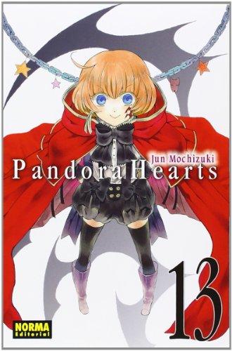 Pandora hearts 13 (CÓMIC MANGA)