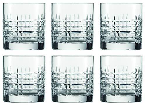 Schott Zwiesel Basic BAR Selection Whiskyglas, Glas, transparent 31.6 x 21.8 x 10.4 cm, 6-
