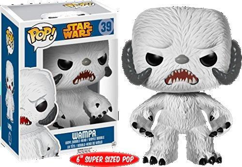 Funko Pop Wampa Flocked – 15 cm (Star Wars 39) Funko Pop Star Wars