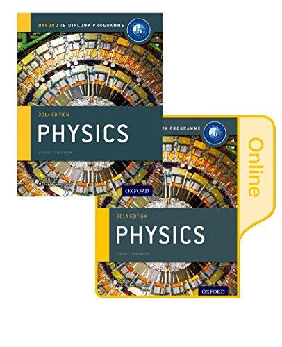 Ib course book: physics. Per le Scuole superiori. Con e-book. Con espansione online (Oxford IB Diploma Programme)