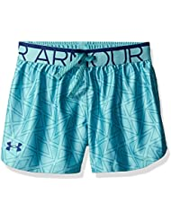 Under Armour Printed Play Up Cos//Csp Short de Sport Fille