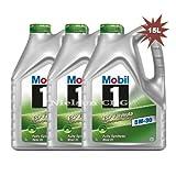 Mobil 1ESP Formula 1508235W-30Synthetisches Motorenöl Motor Öl 3x 5L = 15L