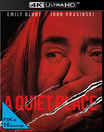 A Quiet Place - Ultra HD Blu-ray [4k + Blu-ray Disc]