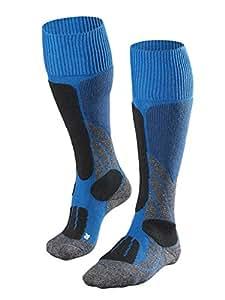 Falke SK 1 Men's Ski Socks - Black, 5-7