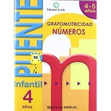 Puente Infantil 4-5 años Números