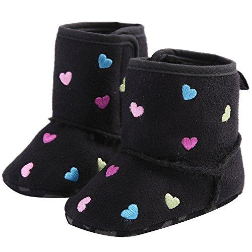 Babyschuhe Sinnvoll Baby Warme Stiefel Weichen Boden Stiefel Kleinkind Stiefel