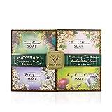 Soap Sample Pack - Four 2 oz. Bars