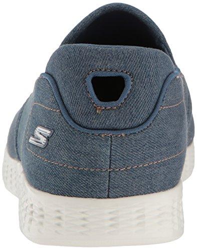On Denim Blau Glide Sneaker Success Skechers Go Herren The Slip 5w5TqFgx