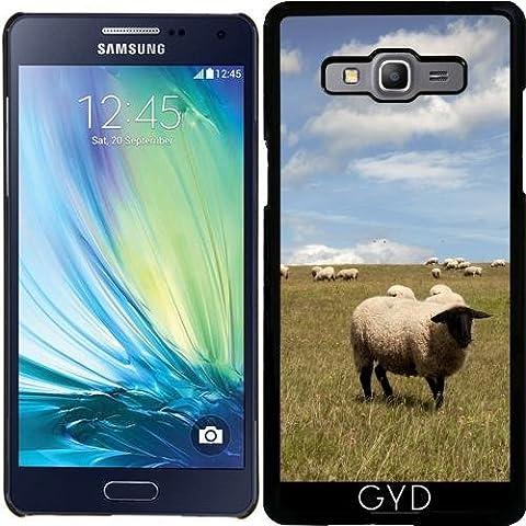 Custodia Samsung Galaxy A5 (SM-A500) - Contare Le Pecore by UtArt