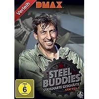 Steel Buddies - Stahlharte Geschäfte - Staffel 3 - Doppel DVD