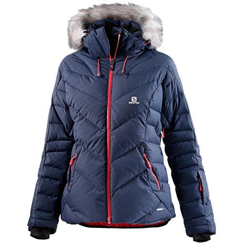 Salomon Icetown JKT W - Jacke für Damen, Farbe Weiß, Größe M