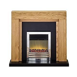 Adam 18223 Fireplace, 2000 W