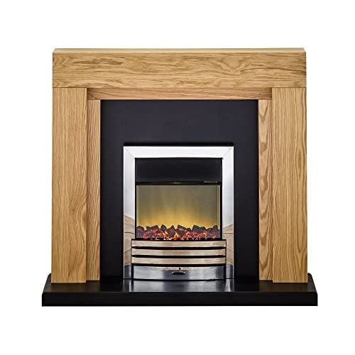 51VCoGSZpAL. SS500  - Adam 18223 Fireplace, 2000 W