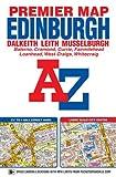 Edinburgh Premier Map 1 : 19 000: Geographers A-Z Map (A-Z Premier Street Maps)
