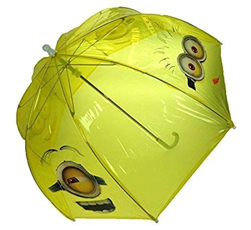 MINIONS Parapluie cannes, jaune (Jaune) - MINIONS005003