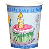 Birthday Party Enfants Cartoon Drink Cups Set Of 15