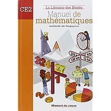 Manuel de mathématiques CE2