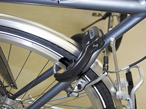 Abus 11263-8 Fahrradschloss 4960 Lh Nkr Set+chain 6ks85+ St4850, Schwarz