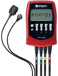 Compex Electrostimulateur Energy Mi-Ready multisport polyvalent Rouge