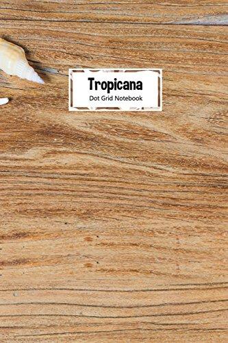 tropicana-dot-grid-notebook-compact-6-x-9-dot-grid-journal-diary-notebook-summer-deck-wooden-floor-w