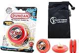 Best Duncan Jouets et jouets pour enfants et enfants et jouets pour enfants Yo Yos - Duncan PROYO YoYo (Rouge) Pro String Trick Yo Review