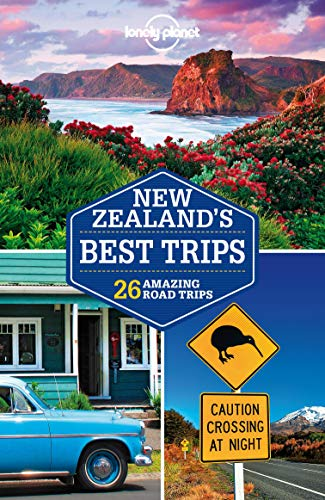 Lonely Planet New Zealand's Best Trips (Travel Guide) [Idioma Inglés]