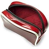Acme Made Bowler Pouch Housse pour Appareil photo Rouge