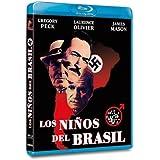 The Boys From Brazil - LOS NIÑOS DEL BRASIL (BLU-RAY) - Audio: Spanish - Region B