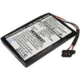 Batterie pour Mitac Moov S556, 3.7V, 1100mAh, Li-ion