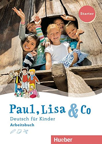 Paul, Lisa & Co.: Arbeitsbuch - Starter
