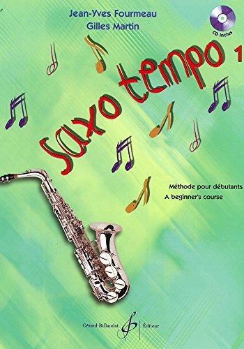Saxo Tempo 1 par Fourmeau Jean-Yves