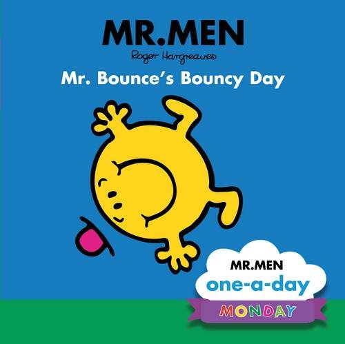 Mr. Bounce's bouncy day