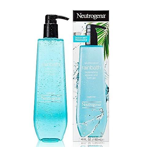 Neutrogena Rainbath Ocean Mist Shower & Bath Gel, 1.18L