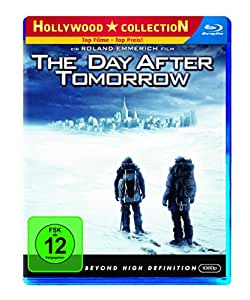 The Day After Tomorrow [Blu-ray]: Amazon.de: Dennis Quaid