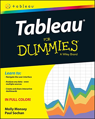 Tableau For Dummies (For Dummies (Computer/tech)) por Molly Monsey