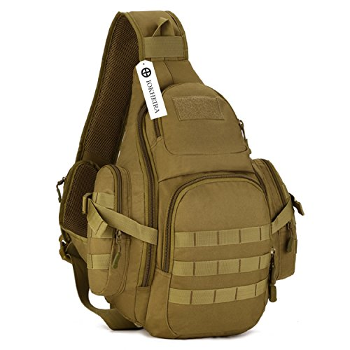 iokheira-20l-brown-600d-patch-outdoor-sport-tactical-military-assault-bag-sling-pack-daypack