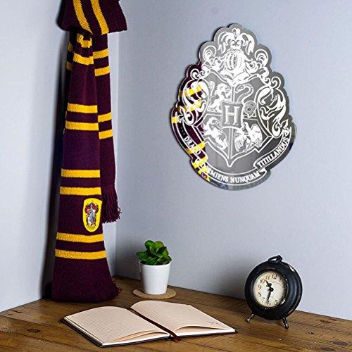 (Star Wars V829430 Harry Potter Spiegel Hogwarts Wappen, Mehrfarbig)