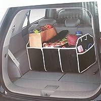 Kicode Grande plegable Caja de almacenaje con Anti-molde de material transpirable por Inicio Organizadores Y SUV del coche