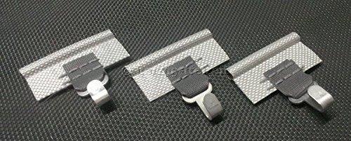 Preisvergleich Produktbild Keder mit Haken 5 STK Kederhaken für Kederschiene am Wohnmobil Wohnwagen 5 STK