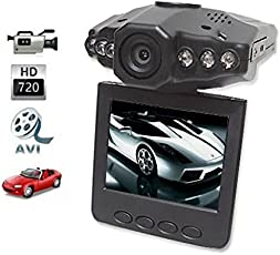 Cpixen Wireless CCTV Camera Camcorder and Car Portable Mobile DVR with 2.5 Inches LCD screen and Night Vision