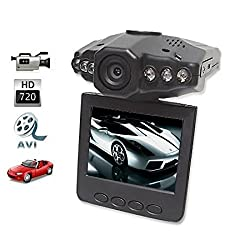 CPEX Wireless CCTV Camera Camcorder and Car Portable Mobile DVR with 2.5 Inches LCD screen and Night Vision