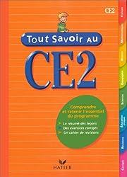 Tout savoir au CE2