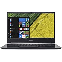"Acer Swift 5 - Ordenador portátil de 14"" Full HD (Intel Core i7, 8 GB de RAM, 512 GB SSD, UMA, Windows 10 Home), negro"