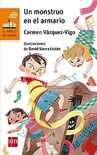Un monstruo en el armario par Carmen Vázquez-Vigo